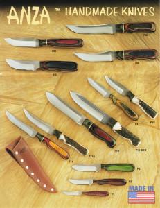 AnzaKnives