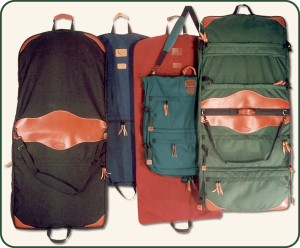 4 Styles of Garment Bags