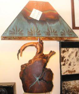 Lamp #840