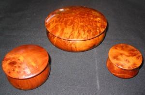 Sm.Mushroom Box $14.95 Md.Mushroom Box $19.95 Lg.Mushroom $34.95